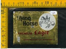 Etichetta Birra Flyng Horse - Birra