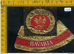 Etichetta Birra Bavaria - Birra