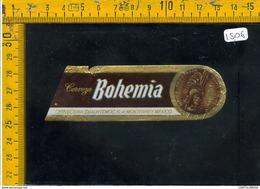 Etichetta Birra Bohemia Mexico - Birra