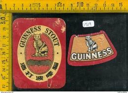 Etichetta Birra Guinness Stout - Birra