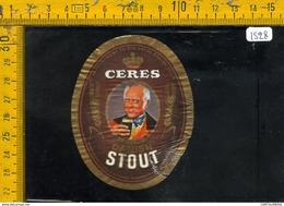 Etichetta Birra Ceres - Birra