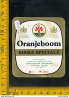 Etichetta Birra Oranjeboom Holland - Birra