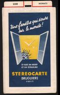 Stereocarte Bruguiere, 2308, Monaco - Visionneuses Stéréoscopiques