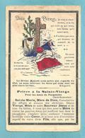 DIEU, PATRIE.... - A - GUERRA - Mm. 82 X 138 - Religion & Esotérisme