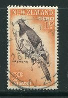 NOUVELLE-ZELANDE- Y&T N°403- Oblitéré - Birds