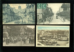 Lot De 20 Cartes Postales De France    Lot Van 20 Postkaarten Van Frankrijk  - 20 Scans - Postcards