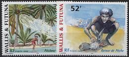 Wallis, N° 518 à N° 519** Y Et T - Wallis And Futuna