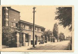 AUVELAIS   Rue Des Glaçes Nationnales Et Les Bureaux De La Centrale électrique. - Sambreville