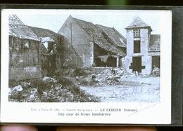 LE CESSIER               JLM - France