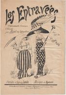 (GEO1) LES ENTRAVEES,  MAYOL , Paroles ANTONIN LOUIS , Musique SPENCER Illustration JACK ROBERTS - Partitions Musicales Anciennes