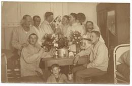 Blessés All. Dans Un Lazaret - Guerre 1914-18