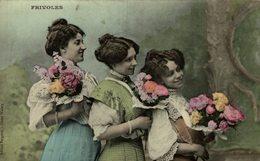 Les Femmes - MESDEMOISELLES - BONNE ANNÉE - Mujeres