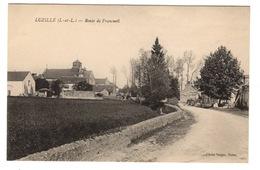37 INDRE ET LOIRE - LUZILLE Route De Francueil - France