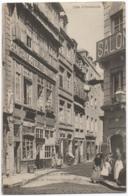 CPA 35 - SAINT MALO (Ille Et Vilaine) - 3531. La Maison De Duguay-Trouin. G.F. - Saint Malo
