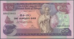 Ethiopia / Äthiopien: 100 Birr ND P. 34 In Condition: UNC. - Ethiopie