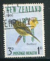 NOUVELLE-ZELANDE- Y&T N°438- Oblitéré - Birds