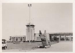 Leopoldville - Airport - Kinshasa - Léopoldville