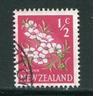 NOUVELLE-ZELANDE- Y&T N°443- Oblitéré (fleurs) - Plants