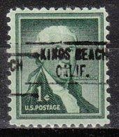 USA Precancel Vorausentwertung Preo, Locals California, Kings Beach 748 - Vereinigte Staaten
