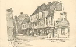 SANDWICH - Strand Street, Carte Illustrée. - England