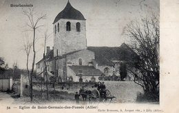 03 Allier : Eglise De Saint Germain Des Fossés - Autres Communes