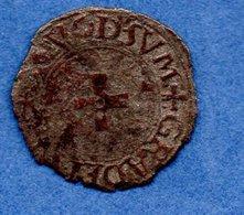 Féodale -  Monnaie à Identifier - 476-1789 Monnaies Seigneuriales