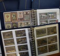 Deutschland - Notgeld - Schleswig-Holstein: Nahezu Komplette Sammlung Von Ca. 750 Serien- Und Verkeh - [11] Emissions Locales