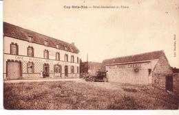 62 Cap Gris Nez . Hotel Restaurant Du Phare.Tacot En Beau Plan, Datée 1932 Tb état.édit Blondiau. - France