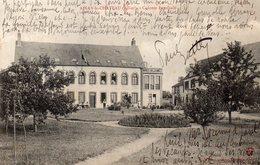 03 Allier : Anay Le Château Colonie Familiale - France