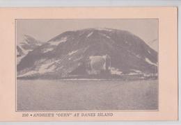 ANDREE'S OERN DANES ISLAND DANSKOYA SVALBARD ARCTIC NORWAY POLAR EXPLORATION BALLOON - BALLON SPHERIQUE POLAIRE ARCTIQUE - Norvège