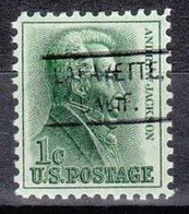 USA Precancel Vorausentwertung Preo, Locals California, Lafayette 804 - Vereinigte Staaten