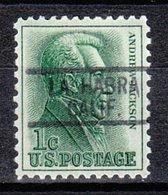 USA Precancel Vorausentwertung Preo, Locals California, La Habra 812 - Vereinigte Staaten
