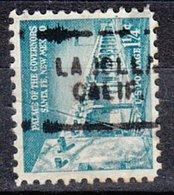USA Precancel Vorausentwertung Preo, Locals California, La Jolla 703 - Vereinigte Staaten