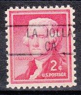 USA Precancel Vorausentwertung Preo, Locals California, La Jolla 839 - Vereinigte Staaten