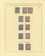 China - Volksrepublik - Provinzen: North China, Shanxi-Chahar-Hebei Border Region, 1945, Ovpt. Stamp - Unclassified