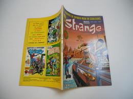 STRANGE EDITION LUG N°135 IRON MAN /// L'ARAIGNEE //// DAREDEVIL /// ROM /// - Strange