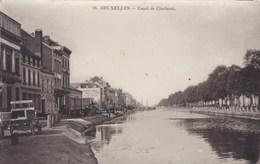 BRUXELLES - BELGIQUE - BELLE CPA ANIMÉE 1911.. - Maritiem