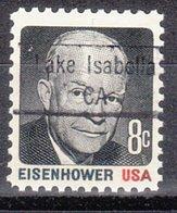 USA Precancel Vorausentwertung Preo, Locals California, Lake Isabella 843 - Vereinigte Staaten
