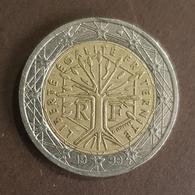 1999 France, 2 Euro, Lot 0405 - France