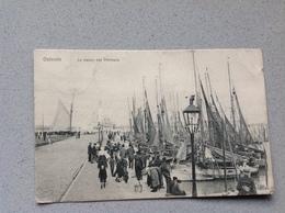 Ostende Le Bassin Des Pêcheurs - Cartes Postales