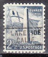 USA Precancel Vorausentwertung Preo, Locals California, Lakeside 729 - Vereinigte Staaten