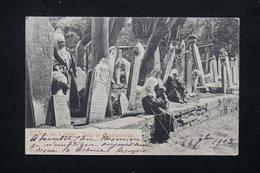 TURQUIE - Carte Postale - Constantinople - Le Cimetière Turc à Scutari - L 21370 - Turquie