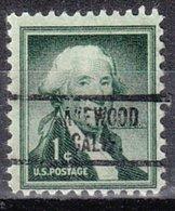 USA Precancel Vorausentwertung Preo, Locals California, Lakewood 734 - Vereinigte Staaten