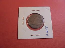 SUEDE 1 DALER 1716 SM (A.3) - Suède