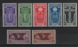 1933 Anno Santo Serie Cpl MNH - 1900-44 Victor Emmanuel III