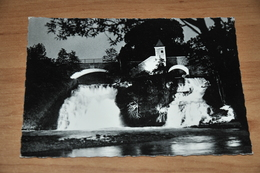 7366-  COO, ILLUMINATION DE LA CASCADE - Trois-Ponts