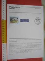 D.01 BOLLETTINO ILLUSTRATO ANNOUNCEMENT POST ITALIA - 2006 ROMA GIORNATA DELLA MONTAGNA MONTAIN OROGENESI OROGRAFIA - Altri