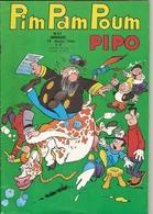 PIM PAM POUM PIPO N° 51 15 FEVRIER 1966 - Pim Pam Poum
