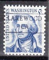 USA Precancel Vorausentwertung Preo, Locals California, Lakewood 841 - Vereinigte Staaten