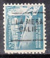 USA Precancel Vorausentwertung Preo, Locals California, La Mesa 703 - Vereinigte Staaten